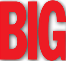 The Big Chilli Magazine Logo
